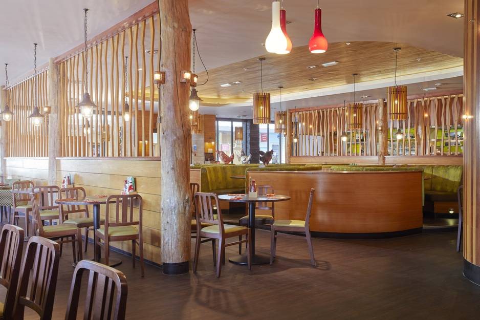 Firehouse Grill Food Drink Minehead Resorts Butlins